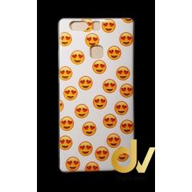 P9 Plus Huawei Funda Dibujo Emojis