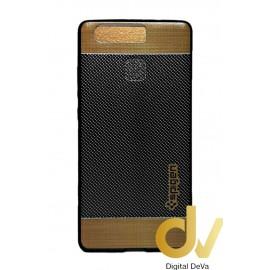 P9 Huawei Funda Spigen Dorado