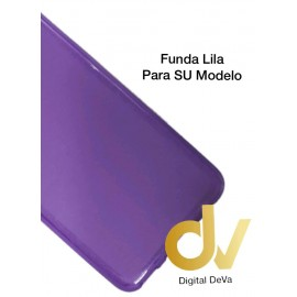DV P10 HUAWEI FUNDA TPU LILA