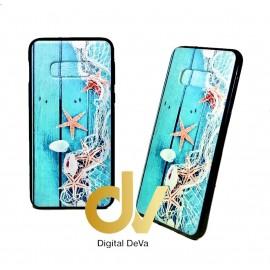 S10 Lite Samsung Funda Dibujo 5D ESTRELLA DE MAR