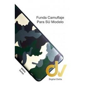 A10S Samsung Funda Camuflaje Militar Series