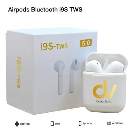 AIRPODS : i9s  AUTOMATIQUE