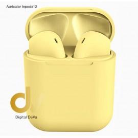 Auricular inPODS 12 AMARILLO