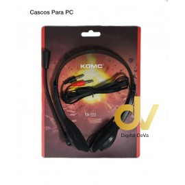 Cascos Para PC KM900