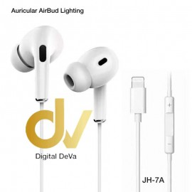 Auricular AIRBUD LIGHTING JH-7A