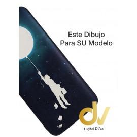 S20 Plus Samsung Funda Dibujo 5D LUNA