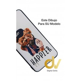 DV P40 PLUS HUAWEI FUNDA DIBUJO RELIEVE 5D HAPPIER