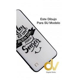 A10 Samsung Funda Dibujo 5D BUEN DIA
