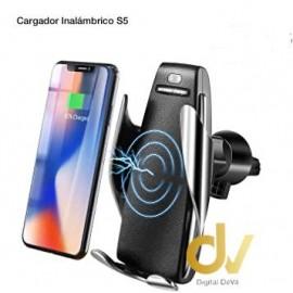 DV SOPORTE + CARGADOR INALAMBRICO CNG-S5