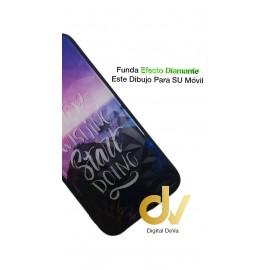 S20 Plus Samsung Funda Diamond Cut STOP WHISING