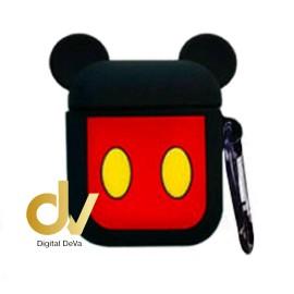 Funda Para AirPods Little Mickey