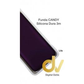 S20 Samsung Funda Candy Silicona Dura 3MM LILA