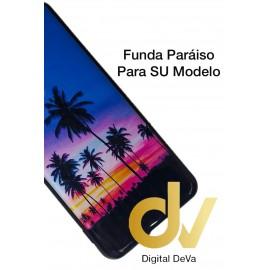 DV P40 PRO HUAWEI FUNDA DIBUJO RELIEVE 5D PALMERAS