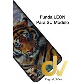 P40 Lite HUAWEI FUNDA Dibujo 5D LEON