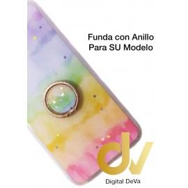 S20 uUltra SAMSUNG FUNDA Con Anillo ARCOIRIS