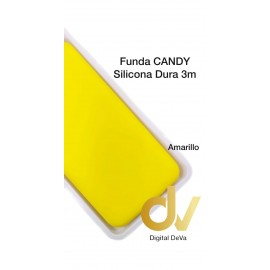 DV S20 PLUS SAMSUNG FUNDA CANDY SILICONA Dura 3MM AMARILLO