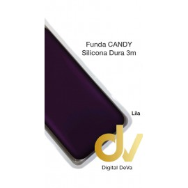 S20 Plus Samsumg Funda Candy Silicona Dura 3MM LILA
