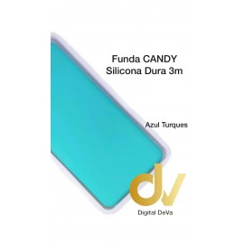 S20 Plus Samsung Funda Candy Silicona Dura 3MM VERDE