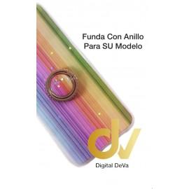 DV P40 HUAWEI FUNDA CON ANILLO LINEAS