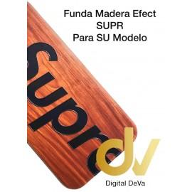 A9 2018 / A9 2019  SAMSUNG FUNDA Madera EFECT SUPR