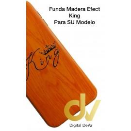 DV J4 PLUS SAMSUNG FUNDA WOOD EFFECT KING