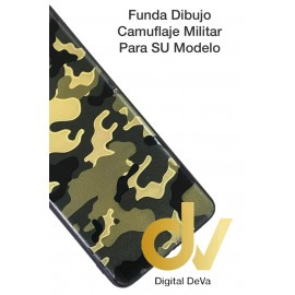 DV S20 PLUS SAMSUNG  FUNDA DIBUJO RELIEVE 5D MILITAR