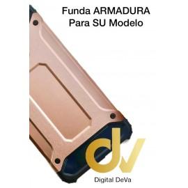 DV A8 2018  SAMSUNG  FUNDA ARMADURA ROSA GOLD