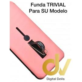 A40 SAMSUNG FUNDA TRIVIAL 2 EN 1 MELON