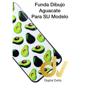 DV S9 SAMSUNG FUNDA DIBUJO RELIEVE 5D AGUACATE
