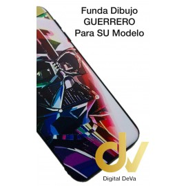 DV J6 PLUS  SAMSUNG  FUNDA DIBUJO RELIEVE 5D MASCARA COLORES