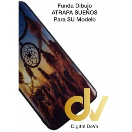 DV J6 PLUS  SAMSUNG  FUNDA DIBUJO RELIEVE 5D ATRAPA SUEÑO