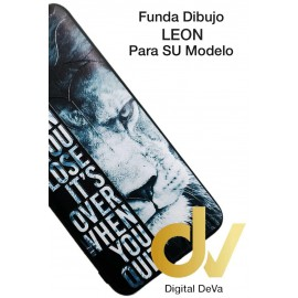 DV J6 PLUS  SAMSUNG  FUNDA DIBUJO RELIEVE 5D ANIMAL PRINT LEON