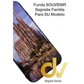 DV J4 PLUS  SAMSUNG  FUNDA SOUVENIR 5D SAGRADA FAMILIA