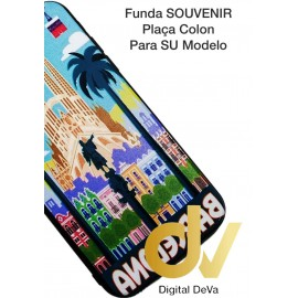 DV J6 PLUS  SAMSUNG  FUNDA SOUVENIR 5D COLOM