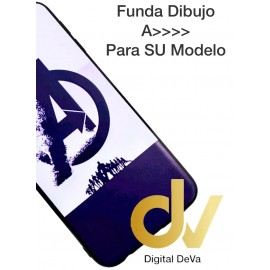 DV J6 PLUS  SAMSUNG  FUNDA DIBUJO RELIEVE 5D A
