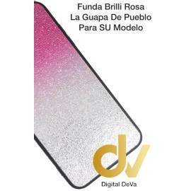 DV FUNDA BRILLI TORNASOLES IPHONE X MAX ROSA