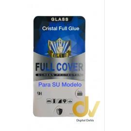 Redmi Note 9S / Note 9 Pro Negro XIAOMI Cristal Pantalla Completa FULL GLUE