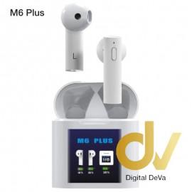 Auricular Bluetooth M6 PLUS