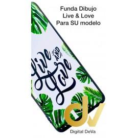 DV A21 SAMSUNG FUNDA DIBUJO RELIEVE 5D LIVE & LOVE