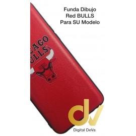 Realme C3 OPPO FUNDA Dibujo 5D RED BULLS