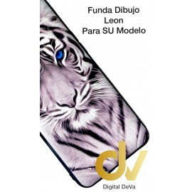 K50S LG FUNDA Dibujo 5D LEON
