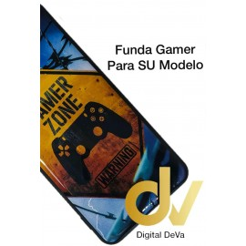 DV IPHONE 11 PRO MAX FUNDA DIBUJO RELIEVE GAMER ZONE