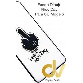 DV P40 LITE  HUAWEI FUNDA DIBUJO RELIEVE 5D NICE DAY