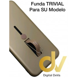 DV TRIVIAL 2 EN 1 IPHONE 11 MAX DORADO