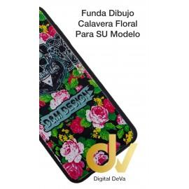DV A8 2018  SAMSUNG  FUNDA DIBUJO RELIEVE 5D D&M DESING
