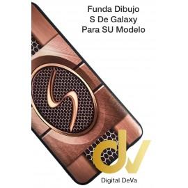 A30 Samsung Funda Dibujo 5D S de Galaxy