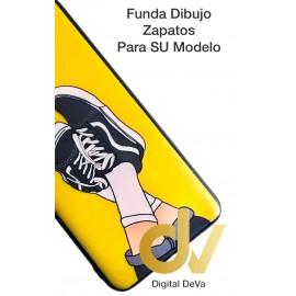 DV A30 SAMSUNG  FUNDA DIBUJO RELIEVE 5D ZAPATOS