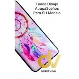 DV A30 SAMSUNG  FUNDA DIBUJO RELIEVE 5D ATAPA SUEÑO LILA