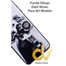 DV A6 PLUS 2018 SAMSUNG FUNDA  DIBUJO RELIEVE 5D MASCARA
