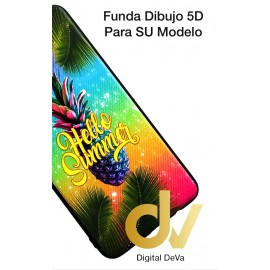 DV  A7 2018  SAMSUNG FUNDA DIBUJO RELIEVE 5D SUMMER